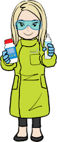 Bottle scientist image